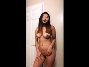 Asian USA OnlyFans ThePuffy Sexy Nude Videos Leaked Part 5